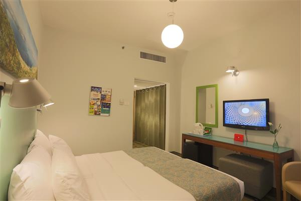 Standard Room - Bed Room with LCD